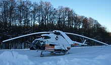 Airplane Picture - Estonian Border Guard Mi-8T (retired)