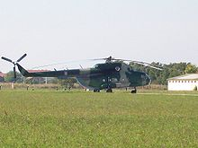 Airplane Picture - Croatian Mil Mi-8MTV-1