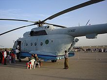 Airplane Picture - Libyan Air Force Mi-14