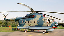Airplane Picture - Polish Navy's Mi-14PŁ on display at Radom Air Show 2005