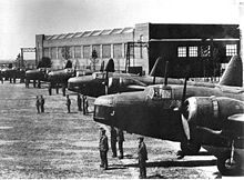Airplane Picture - Wellington Mark I aircraft, with the original Vickers turrets, of the RNZAF - anticipating war, the New Zealand government loaned these aircraft and their aircrews to the RAF in August 1939