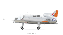 Airplane Picture - XG900 Short SC.1 colour profile