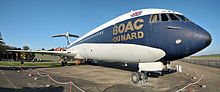 Airplane Picture - Super VC10 G-ASGC at Imperial War Museum Duxford