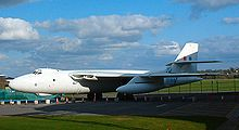 Airplane Picture - Vickers Valiant B1 XD818 - RAF Museum Cosford in 2006