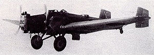 Warbird Picture - Mitsubishi Ki-2 (Army Type 93 Twin-engine Light Bomber)