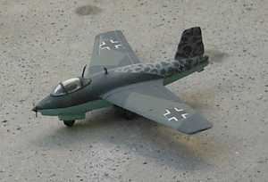 Warbird Picture - Model of Me 263