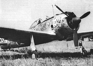 Airplane Picture - A Ki-43-II.