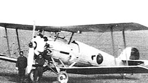 Warbird Picture - Vickers Type 143