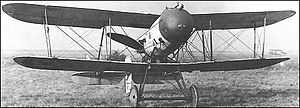 Airplane Picture - Vickers F.B.12