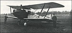 Airplane Picture - Vickers F.B.14