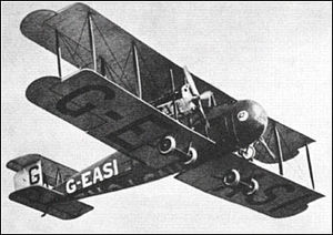 Airplane Picture - Vickers Vimy Commercial