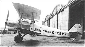 Airplane Picture - Vickers Vivid