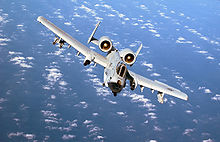 Airplane Picture - The A-10 Thunderbolt II