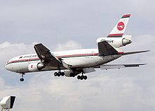 Airplane Picture - McDonnell Douglas DC-10