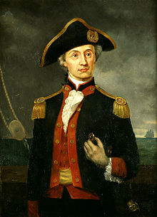 Airplane Picture - John Paul Jones, America's first well-known navy hero.