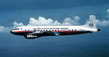 Airplane Picture - Douglas DC-6
