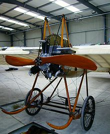 Airplane Picture - 1910 Deperdussin monoplane replica at the Shuttleworth Collection