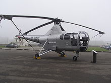 Airplane Picture - Westland WS-51 Dragonfly