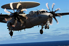 Airplane Picture - E-2C Hawkeye