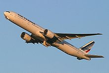 Airplane Picture - Air France 777-300ER