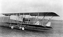 Airplane Picture - MF.11 Shorthorn 1915