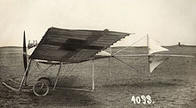 Airplane Picture - Fokker's first airplane, the Spin (Spider) (1910)