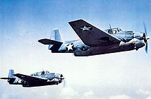 Airplane Picture - TBF Avenger