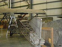 Airplane Picture - The only surviving J.I at the Canada Aviation Museum.