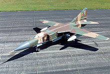 Airplane Picture - MiG-23