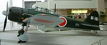 Airplane Picture - Mitsubishi A6M