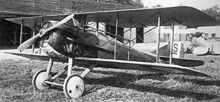 Airplane Picture - SPAD S.VII