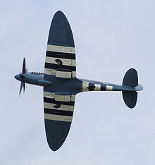 Airplane Picture - Supermarine Spitfire Mk.XIX in 2008