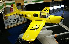 Airplane Picture - Nord 1203 Nor�crin trainer