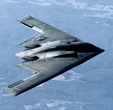 Airplane Picture - Northrop Grumman manufactured the B-2 Spirit strategic bomber.