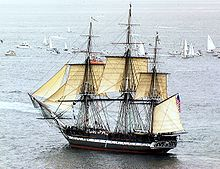 Airplane Picture - USS Constitution