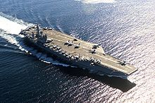 Airplane Picture - USS Nimitz (CVN-68), a Nimitz-class aircraft carrier