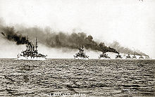 Airplane Picture - The Great White Fleet demonstrates U.S. naval power in 1907; it was proof that the US Navy had blue-water capability