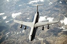 Airplane Picture - C-5 Galaxy heavy airlift.