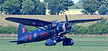 Airplane Picture - Westland Lysander