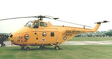 Airplane Picture - Westland Whirlwind.