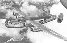 Airplane Picture - B-24M-20-CO Bolivar Jr. (s/n 44-42151) 431st Bomb Squadron, 11th Bomb Group
