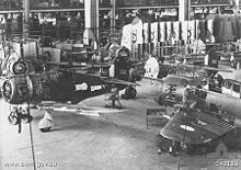 Airplane Picture - Boomerangs under construction at CAC's factory at Fisherman's Bend
