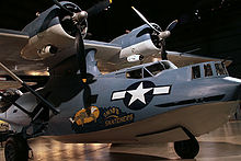 Airplane Picture - Search and Rescue OA-10 at USAF Museum