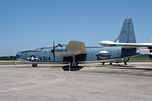 Airplane Picture - PB4Y-2 BuNo 66261 (marked as BuNo 66304) in the collection of the National Museum of Naval Aviation at NAS Pensacola, Florida.