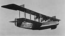 Airplane Picture - A Curtiss H-16 of the U.S. Navy