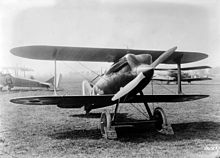 Airplane Picture - An Army Curtiss R-6 which won the 1922 Pulitzer Trophy with an average speed of 330 km/h.