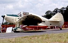 Airplane Picture - Dart GW of 1939 at Lakeland, Florida in April 2009
