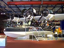 Airplane Picture - Dornier Do 24 on Display