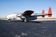 Airplane Picture - Fairchild C-82 Packet