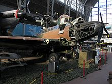 Airplane Picture - Battle R3950 under restoration at the Royal Military Museum, Brussels, 2006.